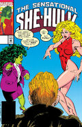 Sensational She-Hulk Vol 1 49