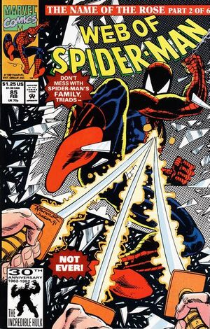 Web of Spider-Man Vol 1 85