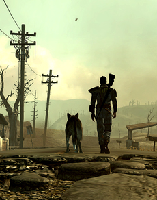 File:Dogmeat and Vault-dweller