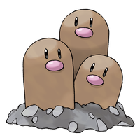 Dugtrio