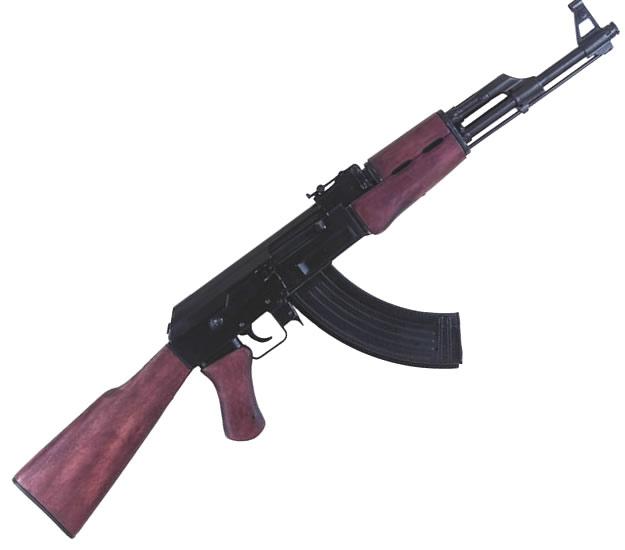 Nuestro Querido AK-47 Ak47
