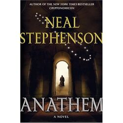 Anathem cover