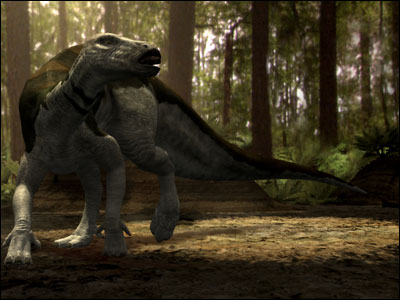Tanatosaurus jpgJurassic Fight Club Dromaeosaurus