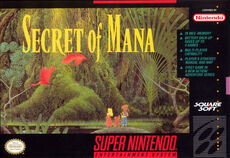 Secret of Mana (NA)