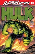 Marvel Adventures Hulk Vol 1 1