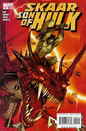 Skaar - Son of Hulk  300px-Skaar_Son_of_Hulk_Vol_1_2