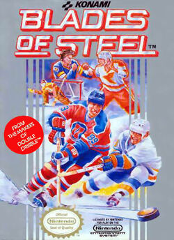 Blades of Steel (NES) (NA)