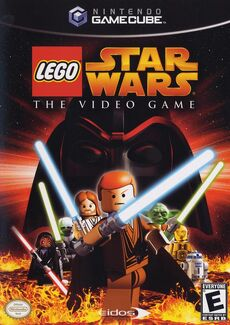 Lego Star Wars The Video Game (GC) (NA)