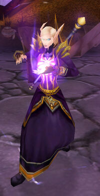 Warmage Ilsudria