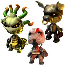 God of war lbp