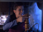 Bajoran raider fire extinguisher