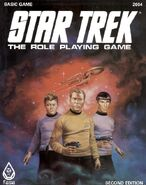 FASA Star Trek Role Playing Game v2.1