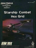 Starship Combat Hex Grid
