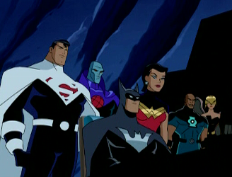 Justice League - A Better World Screenshot