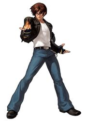 Quotes de The King Of Fighters - Parte 1: Kyo Kusani