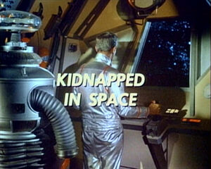 Kidnapped in space