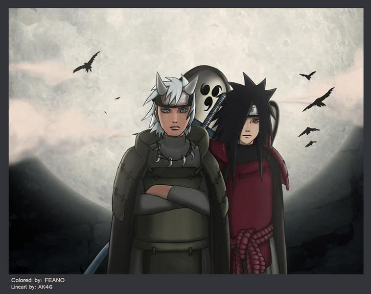 uchiha madara naruto also think that Shippuden ultimate ninja storm on