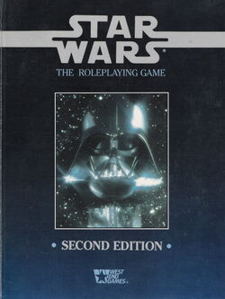 SW The RPG 2nd Edition
