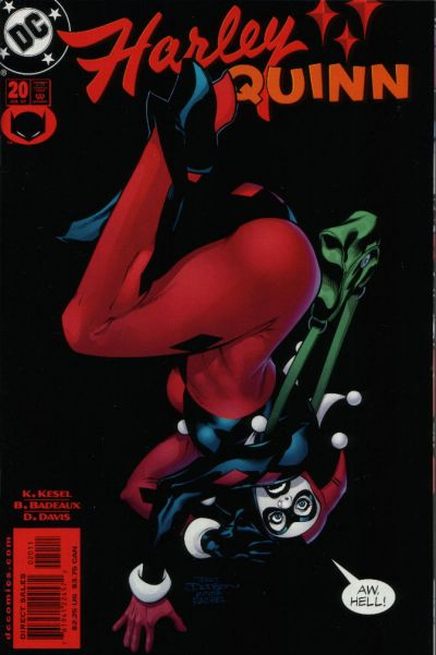 Harley Quinn #20 DC Comics 2017 DCU Rebirth