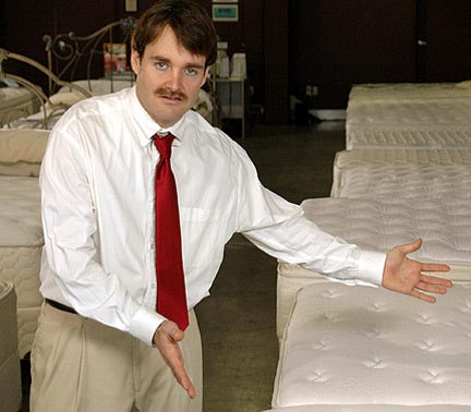 Mattress Industry Middle Man