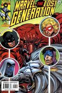 Marvel The Lost Generation Vol 1 4