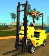 Forklift VCS