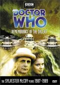 Remembrance of the daleks us dvd