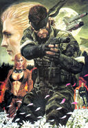 MGS3 Artwork