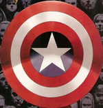 Captain America&#39;s Shield 001