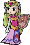 Princess Zelda The Minish Cap