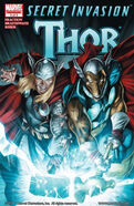 Secret Invasion Thor Vol 1 3