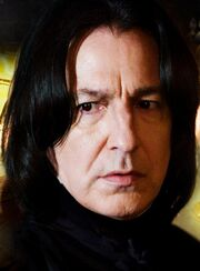 Severus Snape Headshot