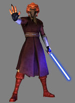 Plo Koon TCW