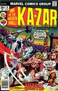 Ka-Zar Vol 2 18