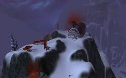 Grom'arsh Crash-Site