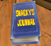 SnackysJournal bookcover