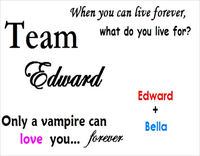 TEAM EDWARD!!!