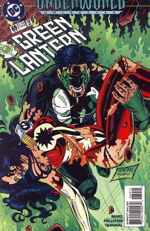 Cover for Green Lantern #69