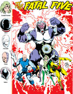 Fatal Five 01