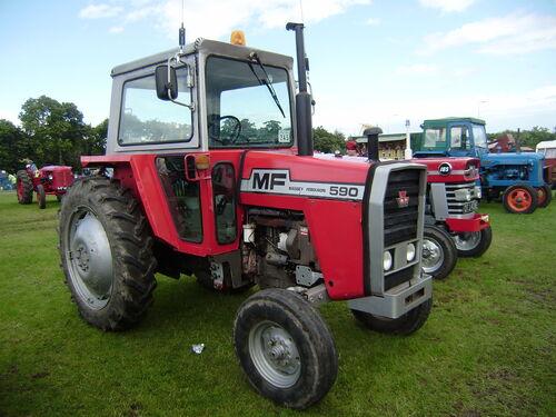 tractors built poland
