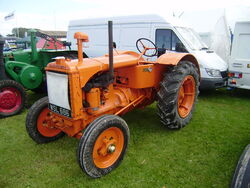 Allis Chalmers model U -WSL686-P8100523