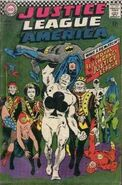 Justice League of America Vol 1 54