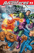 Marvel Adventures Fantastic Four Vol 1 2