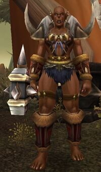 Mok'Nathal Hunter