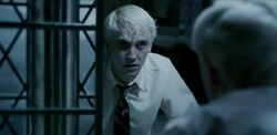 Draco Malfoy mirror