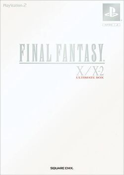 Portada - FFX X-2 Ultimate Box J