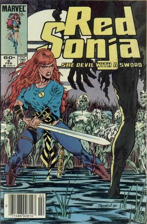Red Sonja Vol 3 6