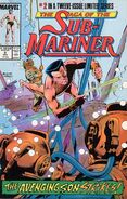 Saga of the Sub-Mariner Vol 1 2