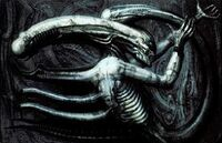 H.R. Giger - Necronom IV