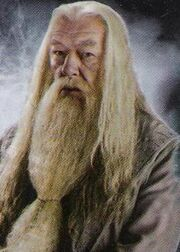Albus Dumbledore Half-Blood Prince Promo